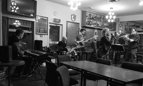 AJQ - gig at the Clubrooms 5 October 2018 - Terry Collier.jpg